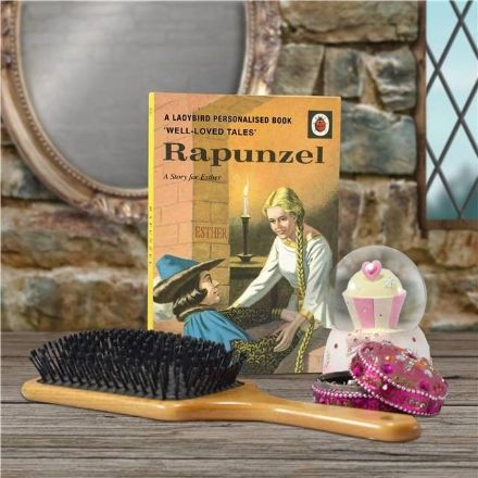 Rapunzel - Personalised Ladybird Book